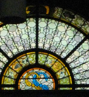 priory of sion window 2
