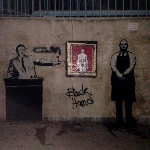 اثر بلک هند بر روی بیمارستان هاشمی نژاد اشاره به حراج اعضای بدن انسان به دلیل فقر